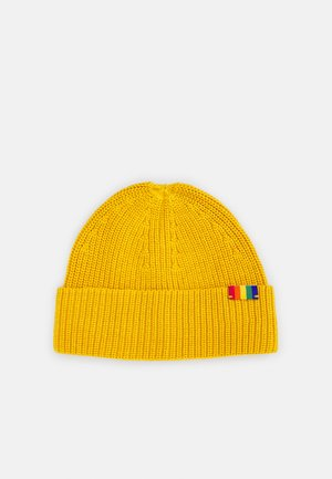WE ARE ONE BEANIE - Beanie - yellow