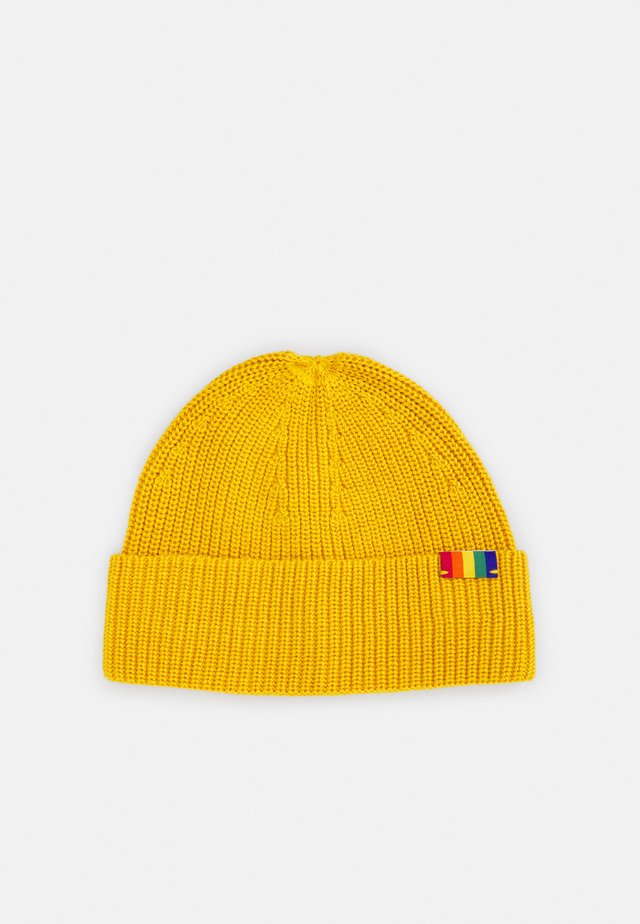 WE ARE ONE BEANIE - Čepice - yellow