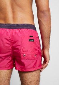 Diesel - SANDY  - Shorts da mare - pink - 1