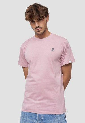 ANKER - T-shirt basic - pink