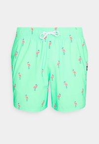 CONVERSATIONAL GUARD - Swimming shorts - mint