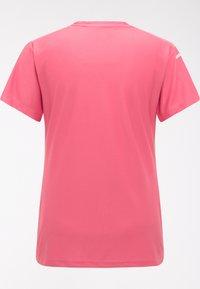 Haglöfs - Basic T-shirt - tulip pink - 5