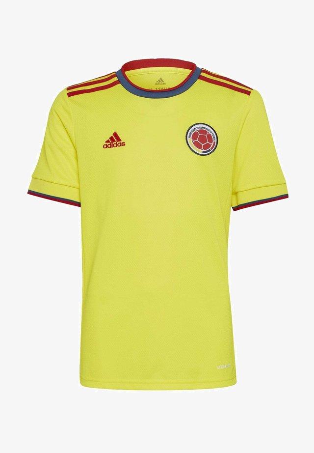 Sportshirt - yellow