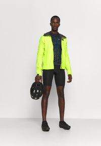 Gore Wear - ENDURE JACKET MENS - Hardshelljacke - neon yellow - 1
