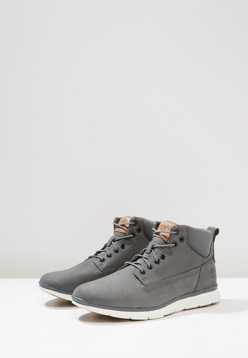 Considerar Cortar Traer  Timberland KILLINGTON CHUKKA - Lace-up ankle boots - medium grey/grey -  Zalando.ie