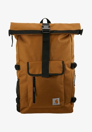 PHILIS BACKPACK - Tagesrucksack - hamilton brown