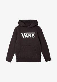 Vans - Sweat à capuche - black-white - 0