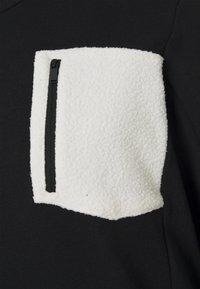 adidas Performance - MUST HAVES SPORTS - Sweatshirt - black/cream white - 2