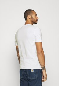 YOURTURN - T-shirt print - white - 2