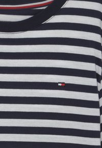Tommy Hilfiger - STRIPE 2 PACK - Undershirt - blue - 4