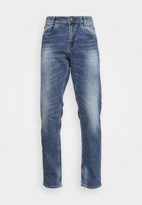 Straight leg jeans - light used