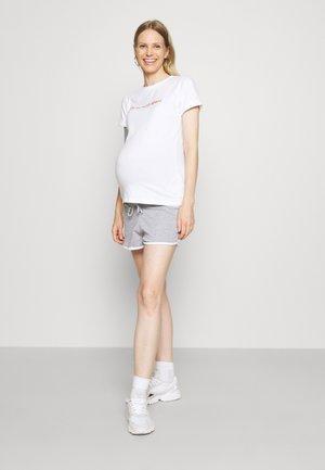 RUNNERS 2 PACK - Shorts - grey/black