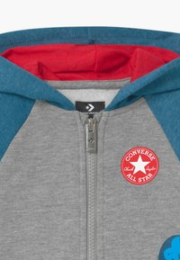 Converse - COLORBLOCK DINO SET - Tracksuit - grey - 4