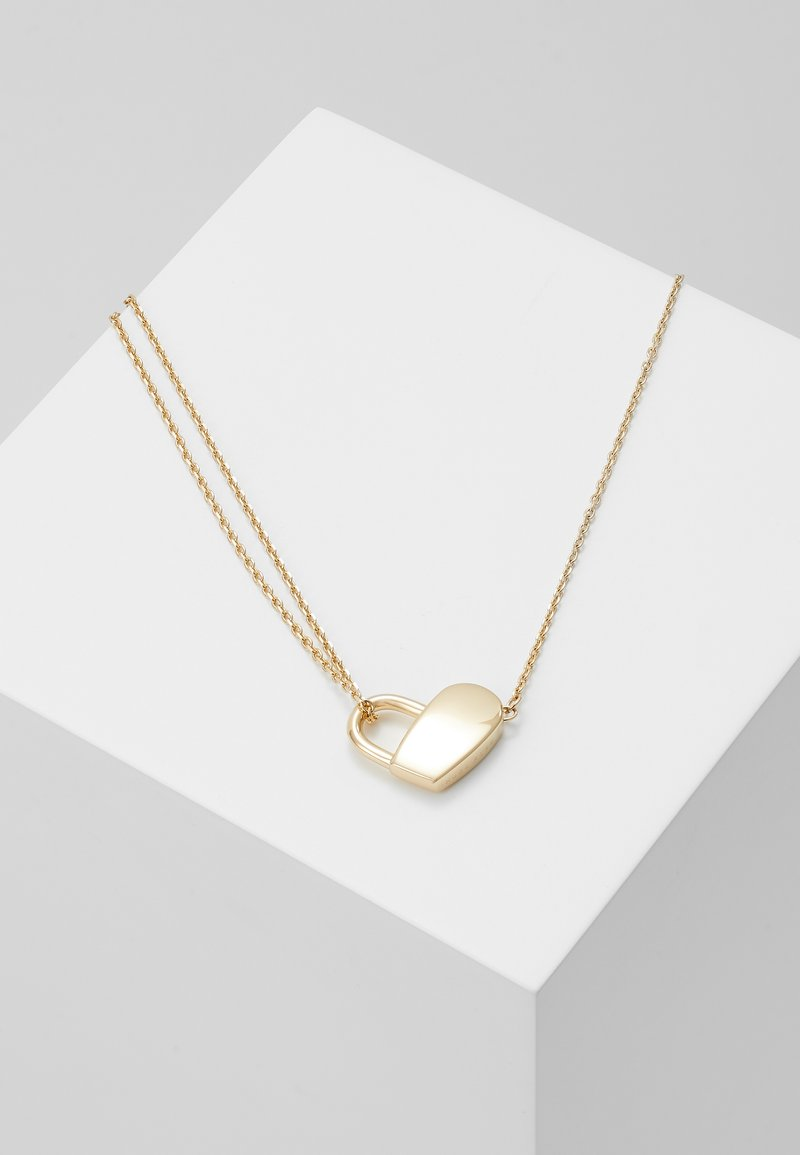 BOSS - SOULMATE - Necklace - gold-coloured