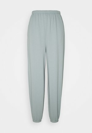 Loose fit tracksuit bottoms - Trainingsbroek - light blue