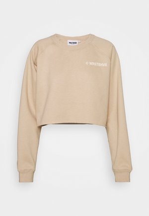 FLINT - Sweatshirt - beige