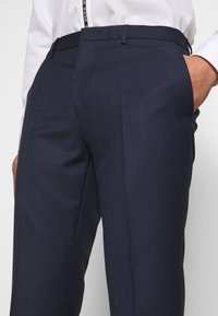 HUGO - HESTEN - Suit trousers - dark blue - 3