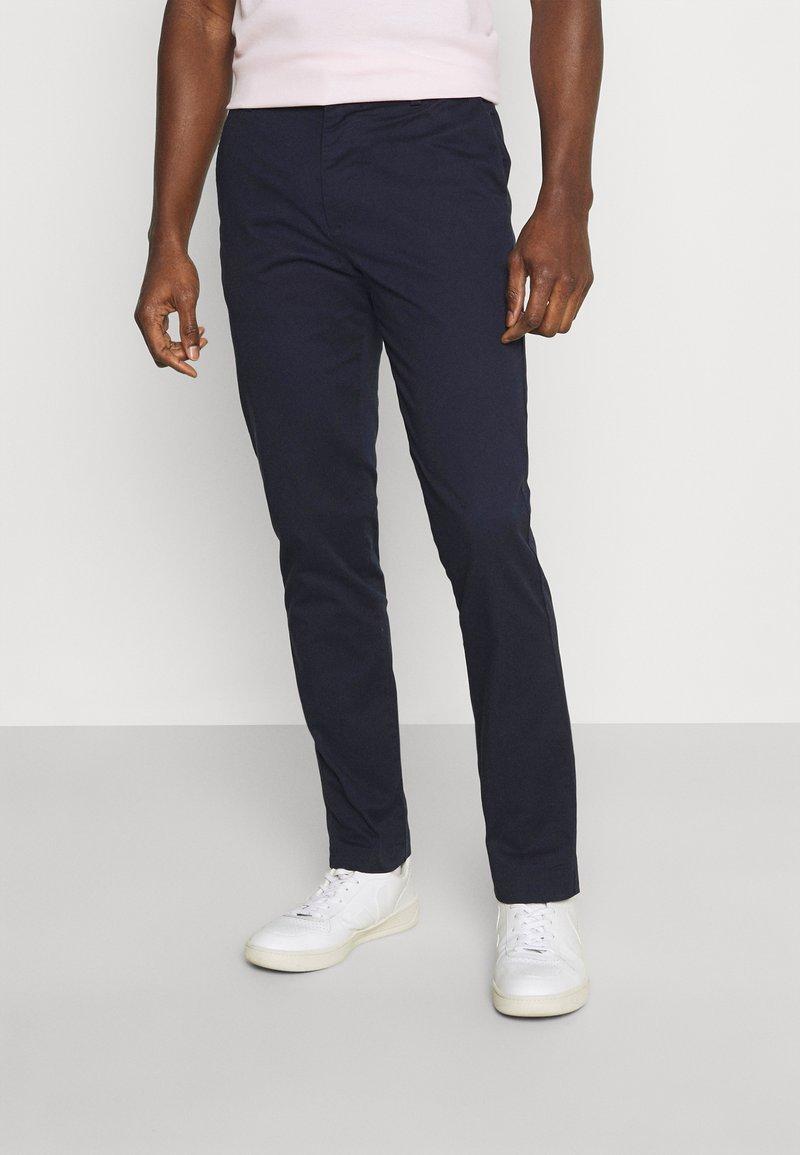 Selected Homme - SLHSLIM DEREK PANTS  - Chino - navy blazer