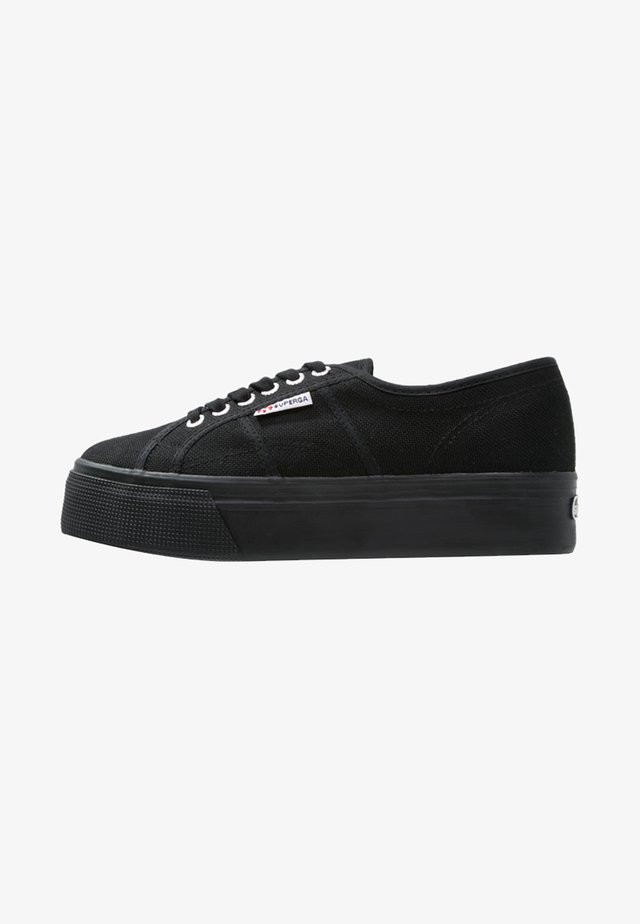 2790 LINEA UP AND DOWN - Sneakers basse - fullblack