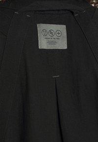 G-Star - BASEBALL SCOOP DRESS - Blousejurk - pitch black - 6