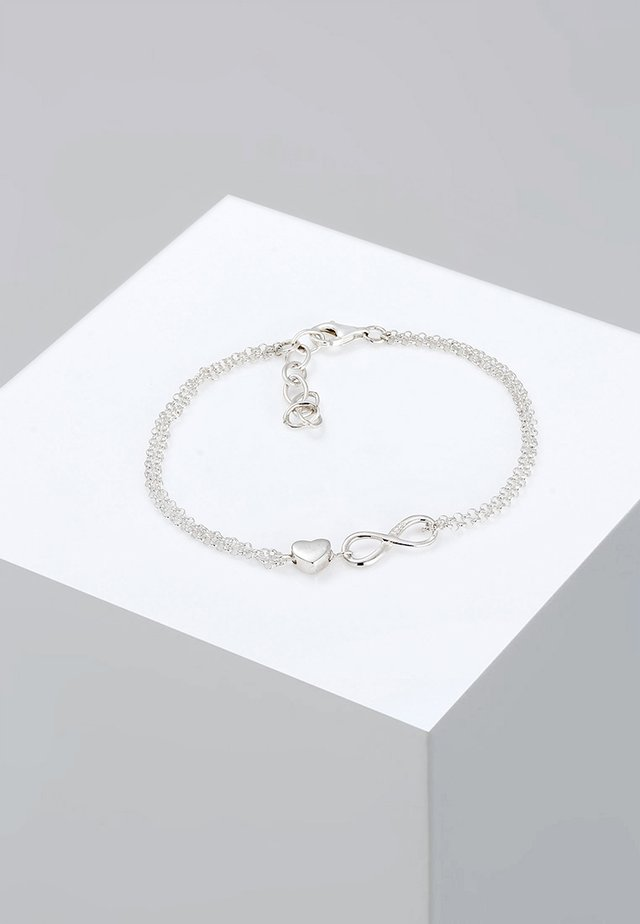 INFINITY  - Bracelet - silver-coloured