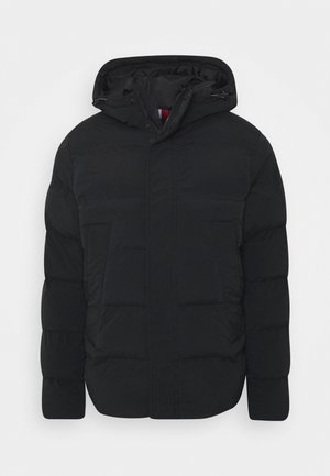 HOODED STRETCH - Zimní bunda - black