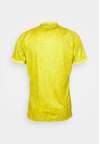 adidas Performance - TEE  - Print T-shirt - aciyel/wilpin - 1