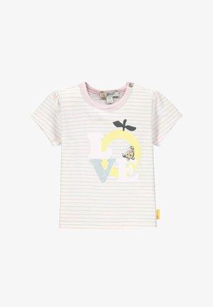 T-shirt print - pink lady
