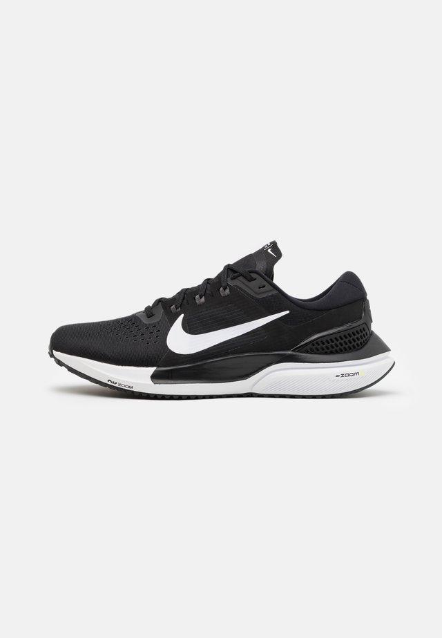 AIR ZOOM VOMERO 15 - Zapatillas de running neutras - black/white/anthracite/volt