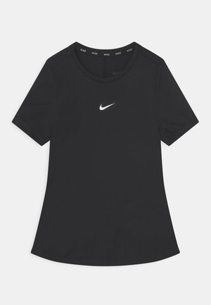 ONE - Jednoduché triko - black/white