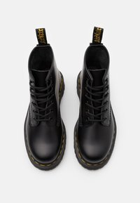 Dr. Martens - 101 BEX - Lace-up ankle boots - black smooth - 8