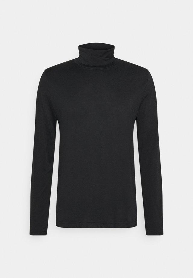 GABRIEL - T-shirt à manches longues - black