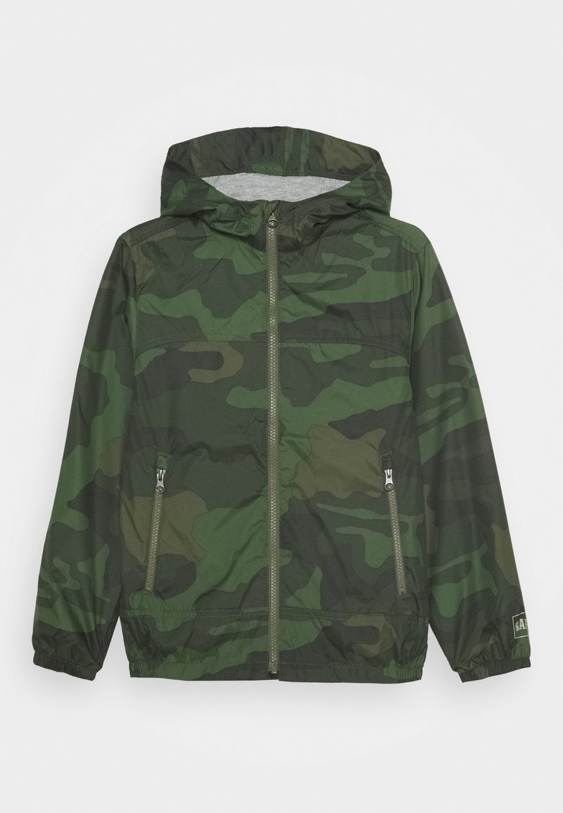 GAP - BOYS CAMO - Light jacket - green