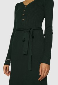 Anna Field - Jumper dress - dark green - 5
