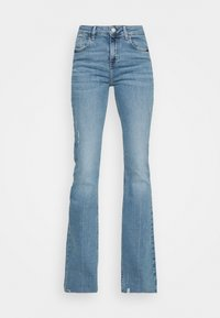 River Island - Flared jeans - light auth - 4