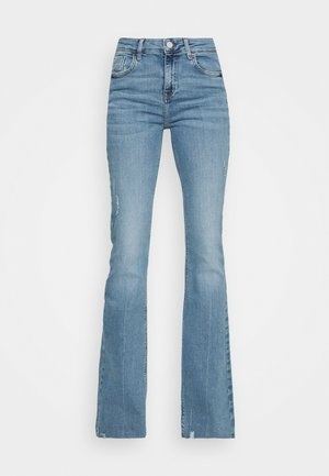 Flared jeans - light auth
