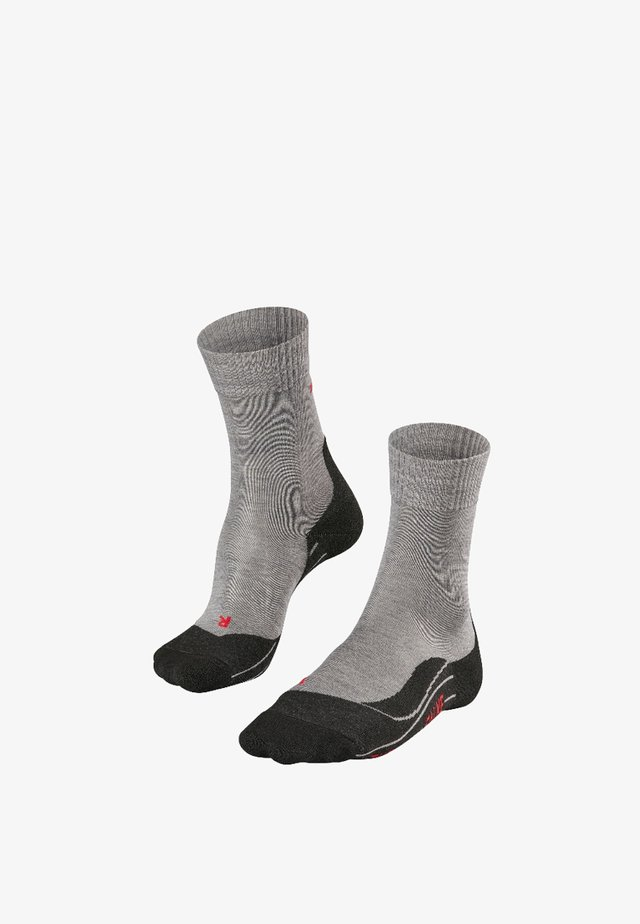 TK5 ULTRA LIGHT - Sports socks - grey