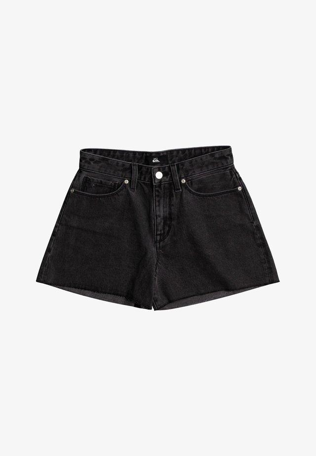 Denim shorts - khol