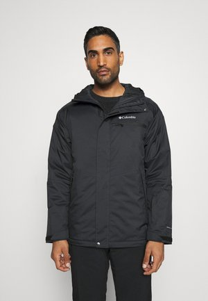 VALLEY POINTJACKET - Laskettelutakki - black