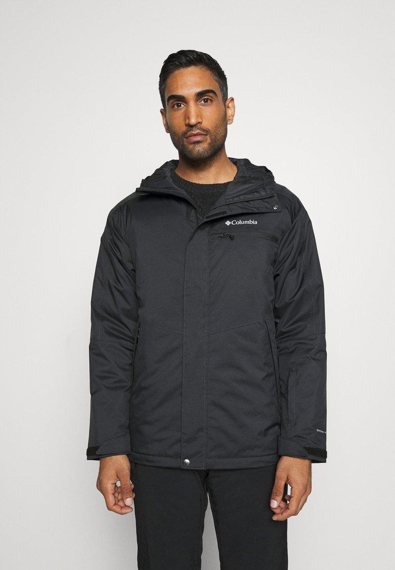 Columbia - VALLEY POINTJACKET - Ski jacket - black