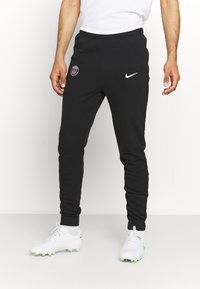 Nike Performance - PARIS ST. GERMAIN PANT - Pantaloni sportivi - black/arctic punch - 0