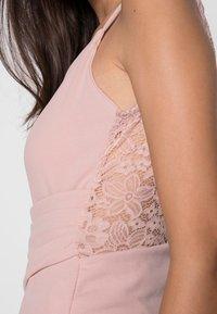 WAL G. - RAMIRA DRESS - Cocktail dress / Party dress - blush pink - 4