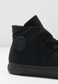 Converse - CHUCK TAYLOR ALL STAR - High-top trainers - black - 2