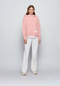 BOSS - ESQUA - Hoodie - pink - 1