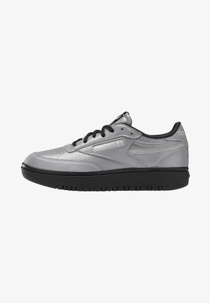 CLUB C DOUBLE - Trainers - silver