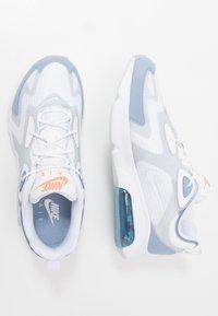 Nike Sportswear - AIR MAX 200 SE - Sneakers laag - white/indigo fog/pure platinum - 1