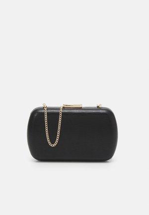BOX BAG M - Clutch - black