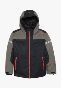 CMP - BOY JACKET FIX HOOD - Laskettelutakki - antracite - 0