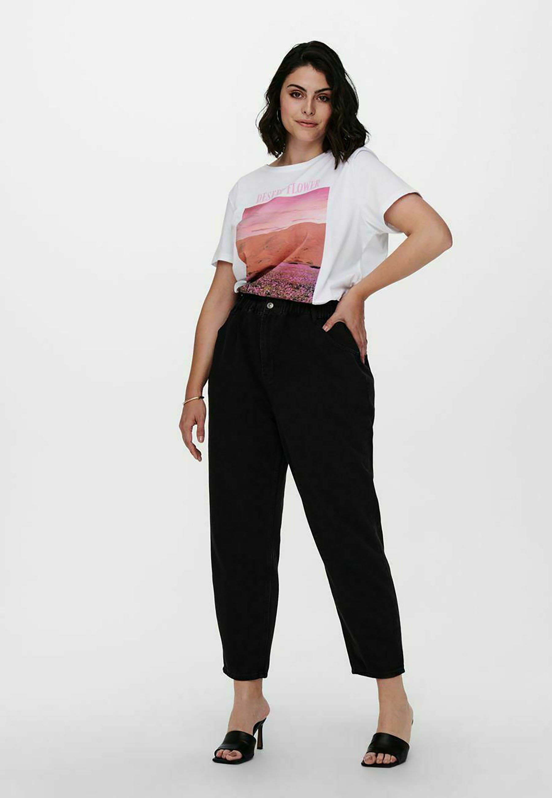 Damen CARZIM LIFE TEE - T-Shirt print