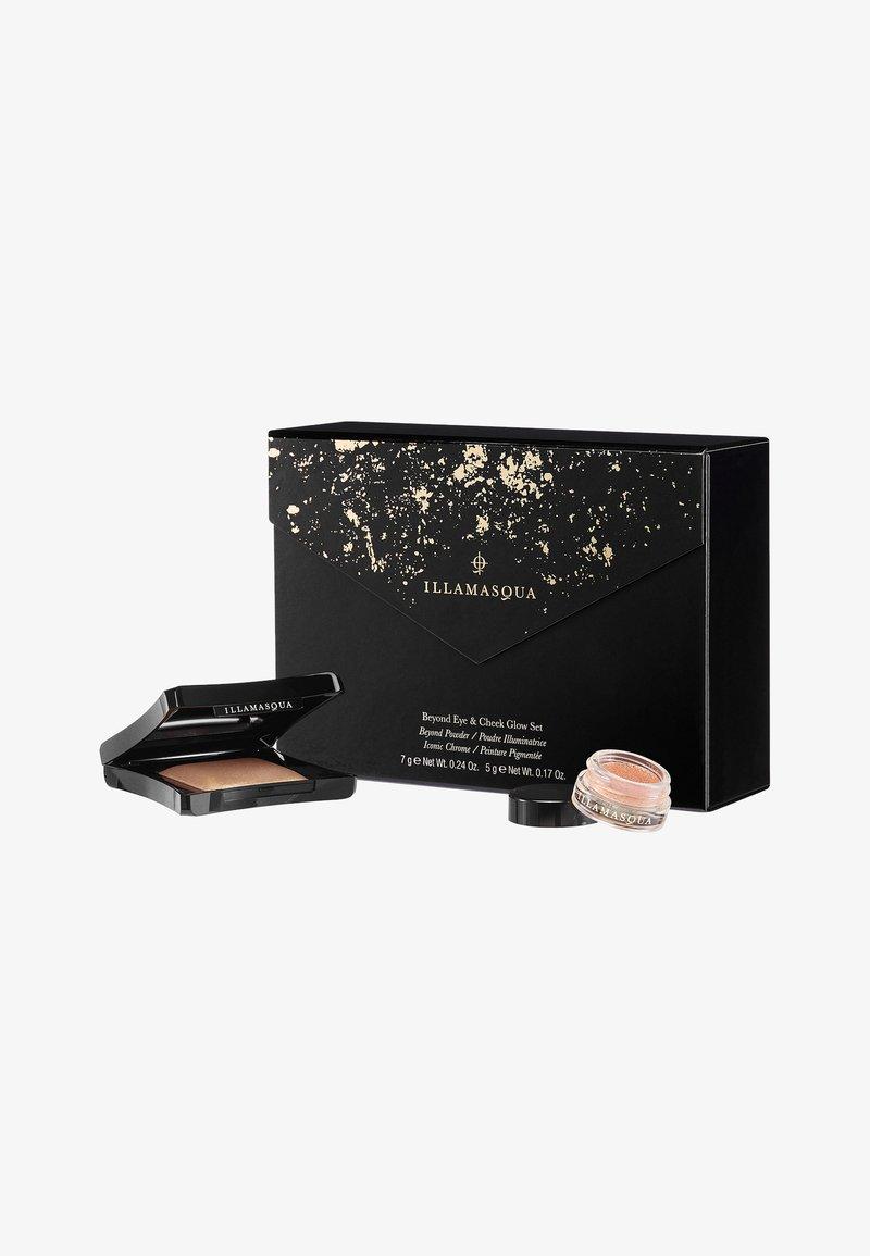 Illamasqua - BEYOND EYE & CHEEK GLOW SET - Makeup set - epic